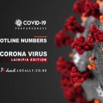 Covid-19 Laikipia County Hotline Numbers